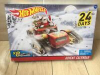 Brand new hotwheels calendar