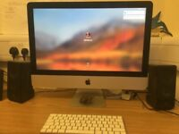 **** Tired of slow desktops with small monitors? 2015 Apple iMac 21.5'' 1TB Hd 1.6 GHz Dual Core i5