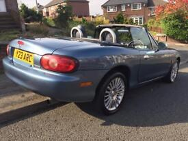 Mazda Mx5 arctic edition open to offers, do not hesitate to text or call, 07880095653