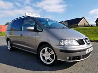 Seat Alhambra Tdi Stylance 7 Seater! Great Spec! Full Seat Service History! Lovely Example!
