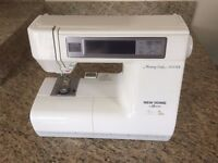 Janome Memory Card 8000 Computerised Sewing & Embroidery Machine