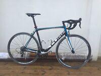 CUBE Agree GTC full carbon Ultegra road bike (58/56cm)