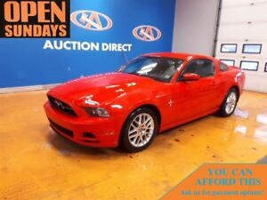 2014 Ford Mustang V6 only 65668km! FINANCE NOW!