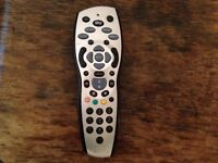 Sky remote - Perfect Working condition - with batteries