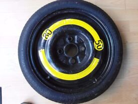 Space Saver Wheel (unused) 105/70 R14
