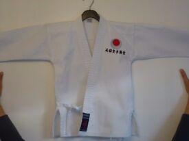 Child's Kamae Martial Arts Suit