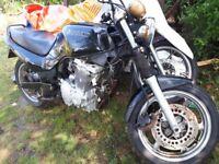 Suzuki GSX 1100 G shaft drive spare or repairs chop trike ect