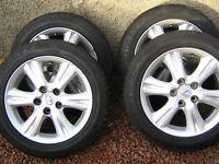 Alloy Wheels & Tyres