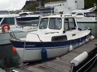 Hardy 20 Fishing Boat