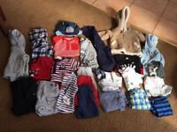 Boys huge bundle 3-6&6-9 Months clothes