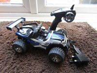 GALE LIMIT THE KNIGHT RADIO CONTROL CAR. WORKS GREAT! IN VERY GOOD CONDITION!