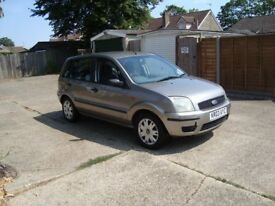 FORD FUSION, AUTOMATIC, 1388 CC,REG 2003, ONLY 53000 MILES,FULL SERVICE HISTORY,GOOD CONDITION