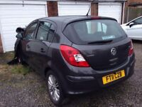 Vauxhall Corsa/2011/AC/1.4 petrol/SPARES!!!