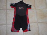 Wet Suit - Child's Shortie 5-6 years (KO6)