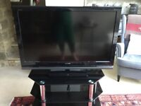 Sony Bravia digital TV and John Lewis stand
