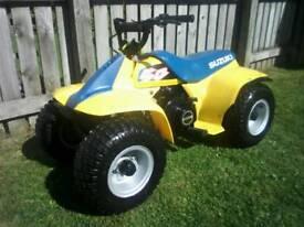 Suzuki lt50 lt 50 kids quad very good condition like quadzilla buzz husky pw50