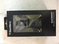 BRAND NEW LOT X3BLACKBERRY CAR CHARGER COMPATIBLE WITH7100/7200/8700/8100/8800