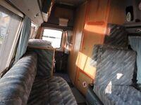 Ford Auto sleeper Duetto 2000 2 Berth, Low Miles, Tax/Mot