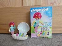 Playmobil 4813 Ocean Fairy with Baby Seahorses