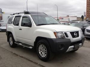 2015 Nissan Xterra S 4X4 AUTOMATIC FINANCING AVAILABLE