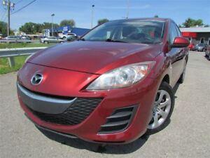 2010 Mazda MAZDA3 GX A/C GR ELECTRIQUE!!!