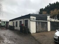 Workshop / storage for rent in Amport, near Andover, Hampshire (3 minutes from A303)