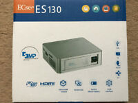 BRAND NEW,,ECsee,ES130,HDMI, POCKET PROJECTOR