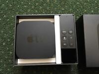 Apple TV 4th Generation.