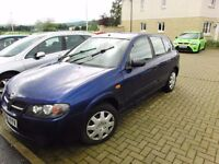 Nissan Almera, Nice car and great runner