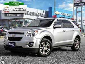 2013 Chevrolet Equinox GREAT LOOKING VEHICLE 2LT 4 CYLINDER 2.4