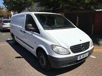 Mercedes Vito 2.2l diesel...2007...LWB