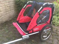 Bicycle Trailer Pod (Bike Trailer) for 1 or 2 children