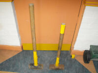 Used Sledge Hammers £10 each Very Heavy 14lb or 16lb Bargain Price