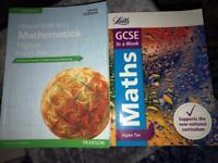 GCSE Maths Edexcel revision guides
