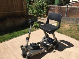 Luggi mobility scooter