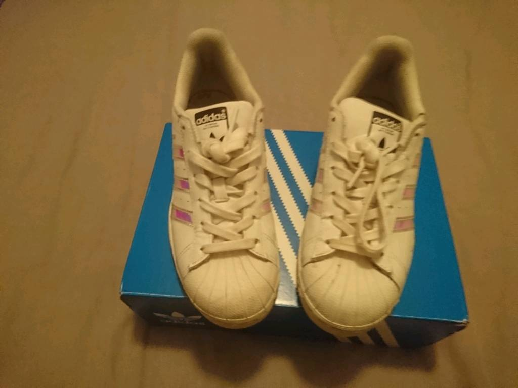 brand new a93a3 30703 Adidas superstar trainers | in Plymouth, Devon | Gumtree