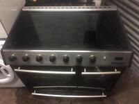 Cooker electric 90 cm Belling