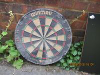 Cork dartboard