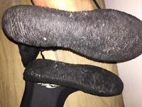 Junior Wetsuit boots alder