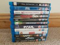 Bluray bundle includes 6 3D movies