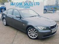 BMW 3 SERIES 3.0 325I SE 4d AUTO 215 BHP A GREAT EXAMPLE INSIDE (grey) 2008