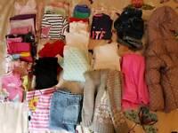 Girls age 2-3/3-4 girls clothes bundle