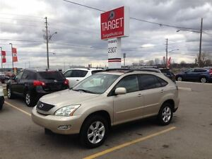 2004 Lexus RX 330 NO ACCIDENTS DEALER SERVICED TIMING BELT DONE! London Ontario image 1