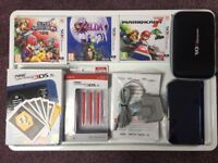 NEW Nintendo 3DS XL + Games & Accessories