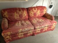 DELCOR SOFA- large two seater