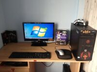 I3 gaming pc
