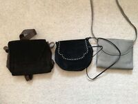 3 Vintage French Handbags