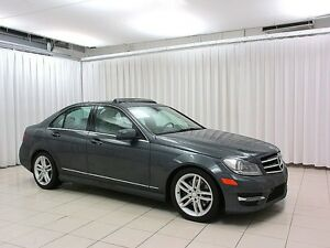 2014 Mercedes-Benz C-Class C300 4MATIC SEDAN