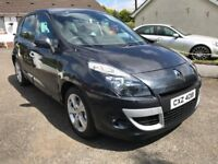 2011 Renault Scenic TomTom petrol**Long MOT*Finance available ~ Cards accepted**