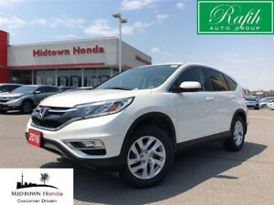 2016 Honda CR-V SE AWD-Push start-Rear camera